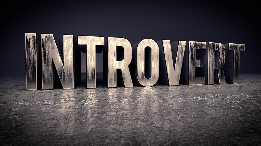 Introvert Wallpaper – Cafffeination