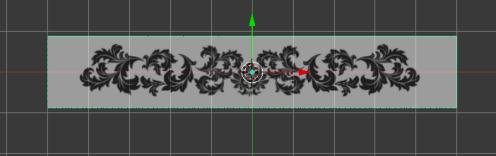 Membuat Model Ukiran Batik 3 Dimensi Blender Cafffeination Screen Layout