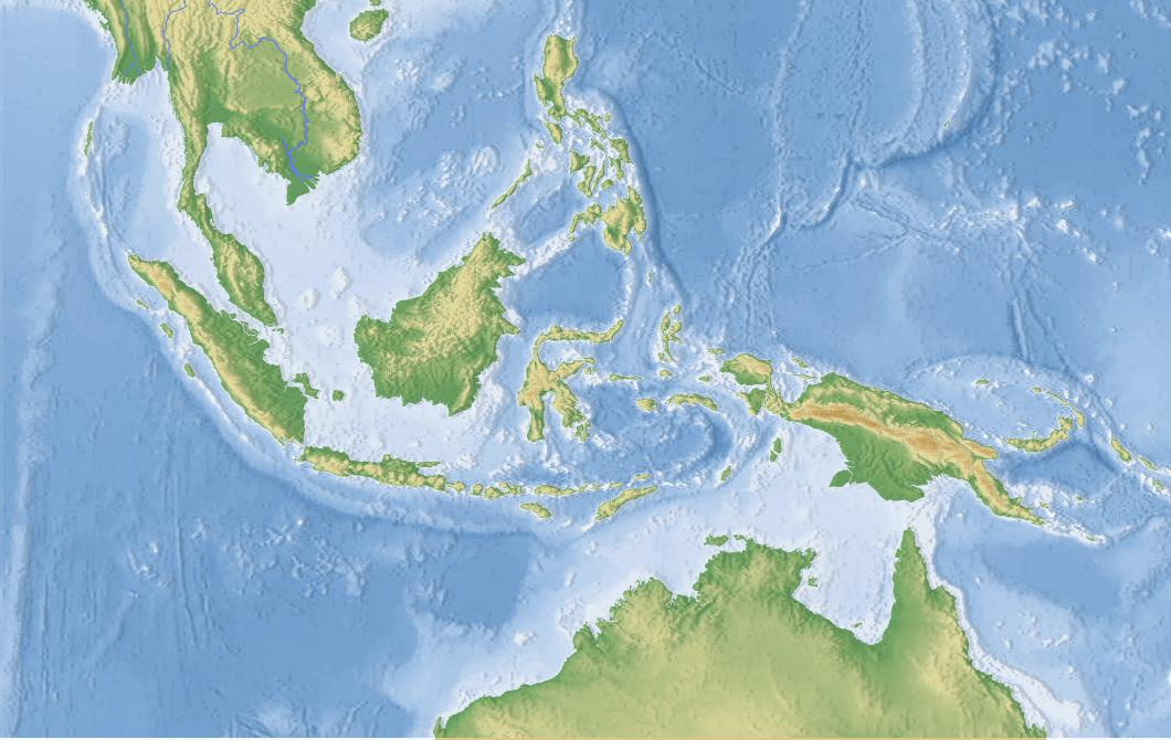 Membuat Map Indonesia Open Ttd Cafffeination Gambar Peta Polos